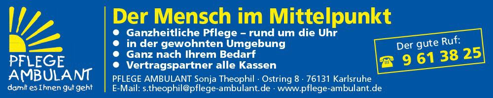 Sponsoren: Pflege Ambulant