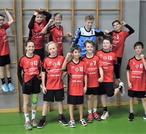 D-Jugend dominiert Karlsruher Qualifikationsturnier zur Landesliga