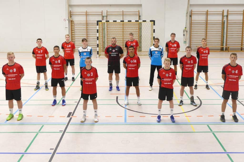 mB-Jugend | Saison 2018 / 2019
