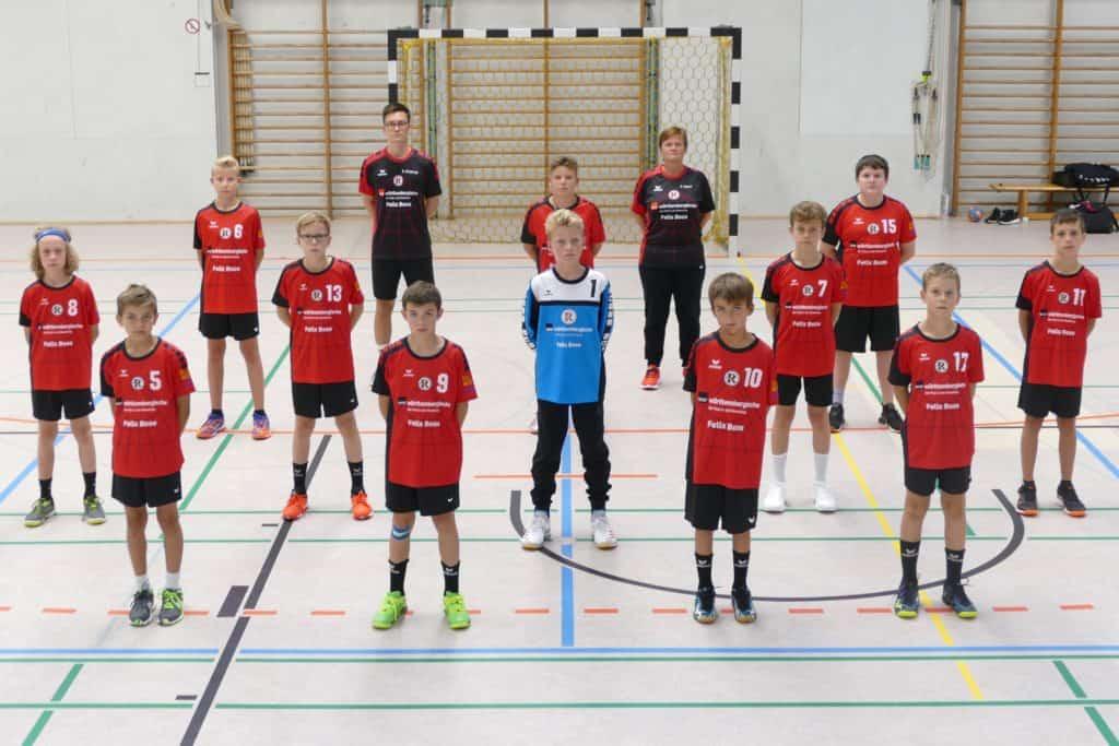 mD-Jugend | Saison 2018 / 2019