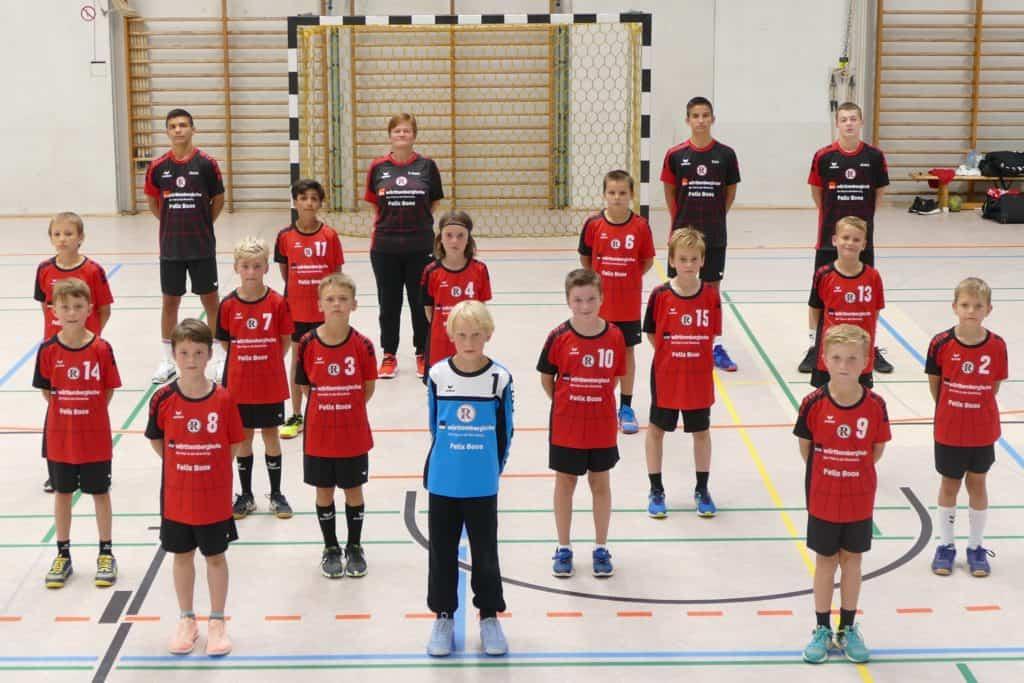 mE-Jugend | Saison 2018 / 2019