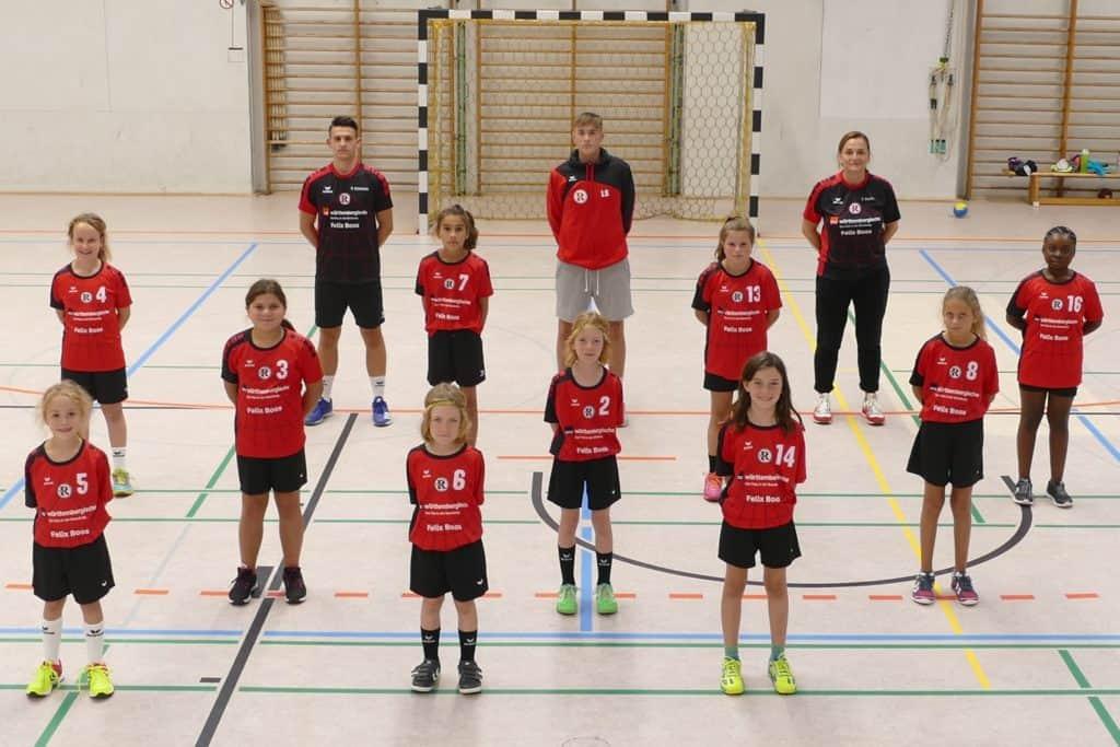 wE-Jugend | Saison 2018 / 2019