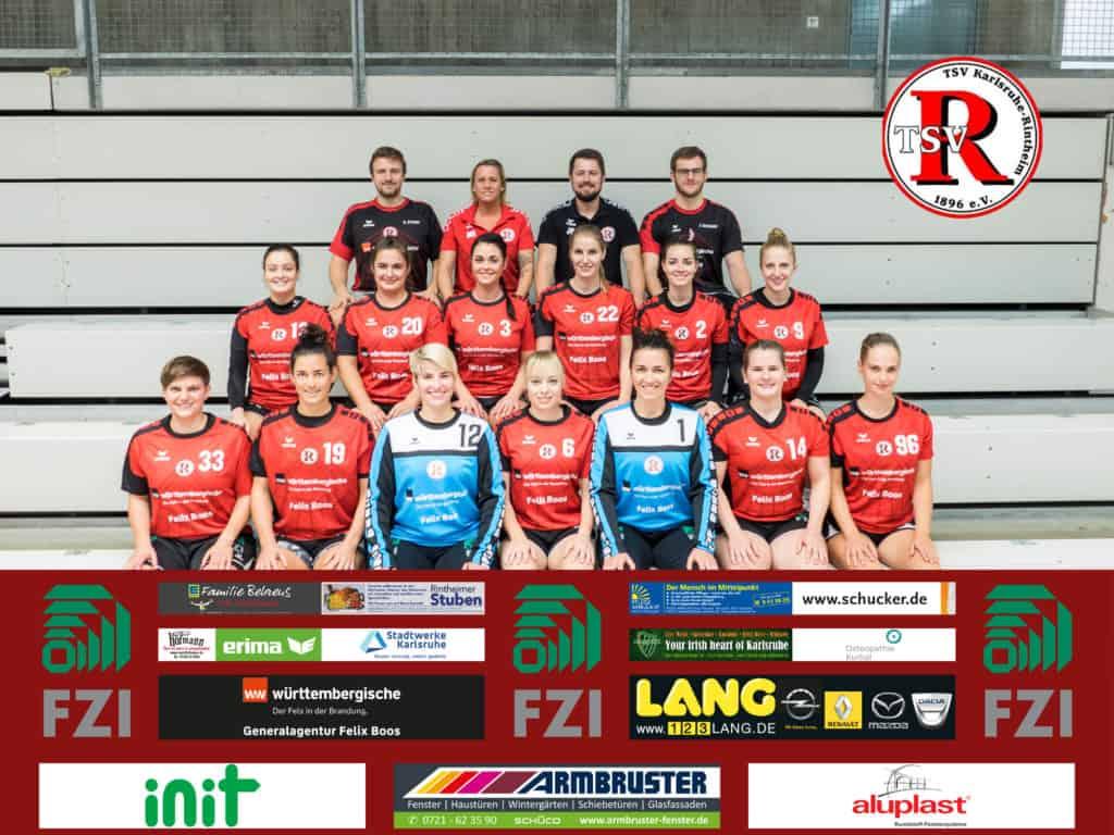 Damen 1 - Saison 2019 / 2020