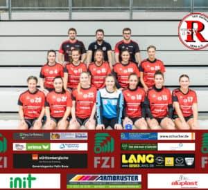 Damen 2 - Saison 2019 / 2020