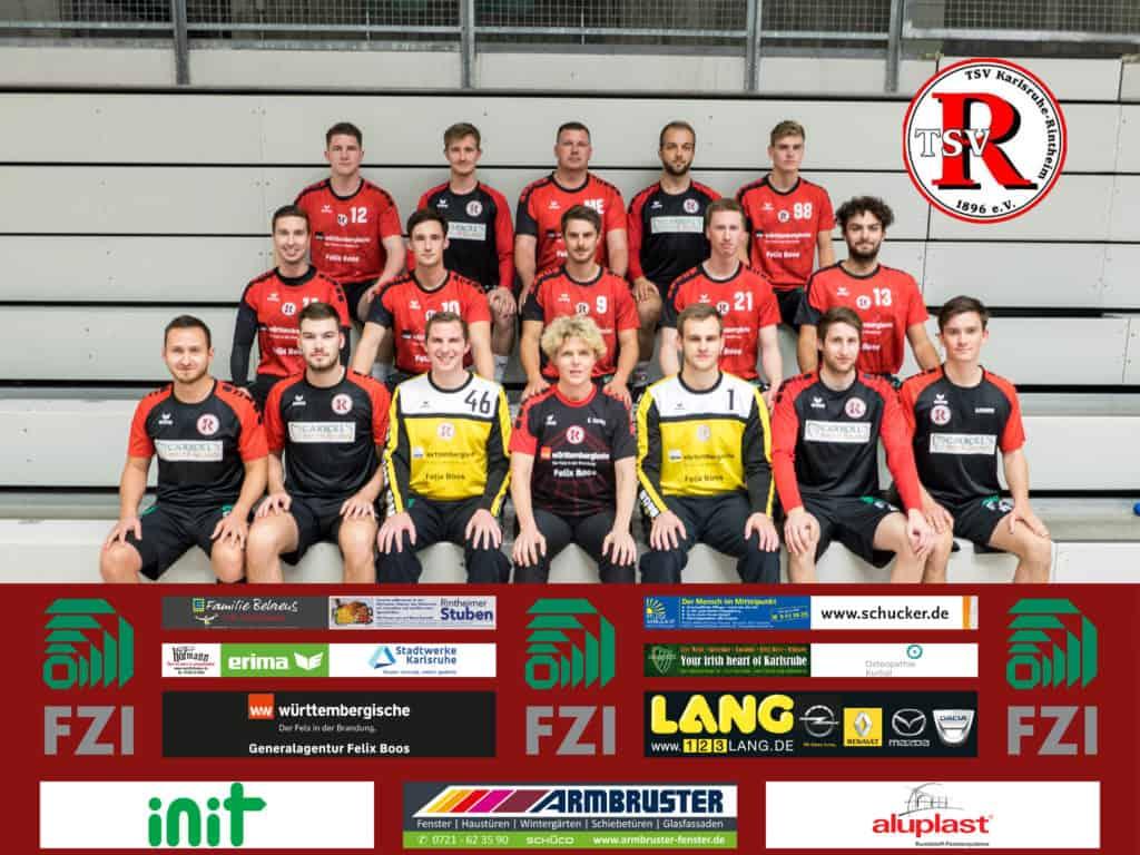 Herren 1 - Saison 2019 / 2020