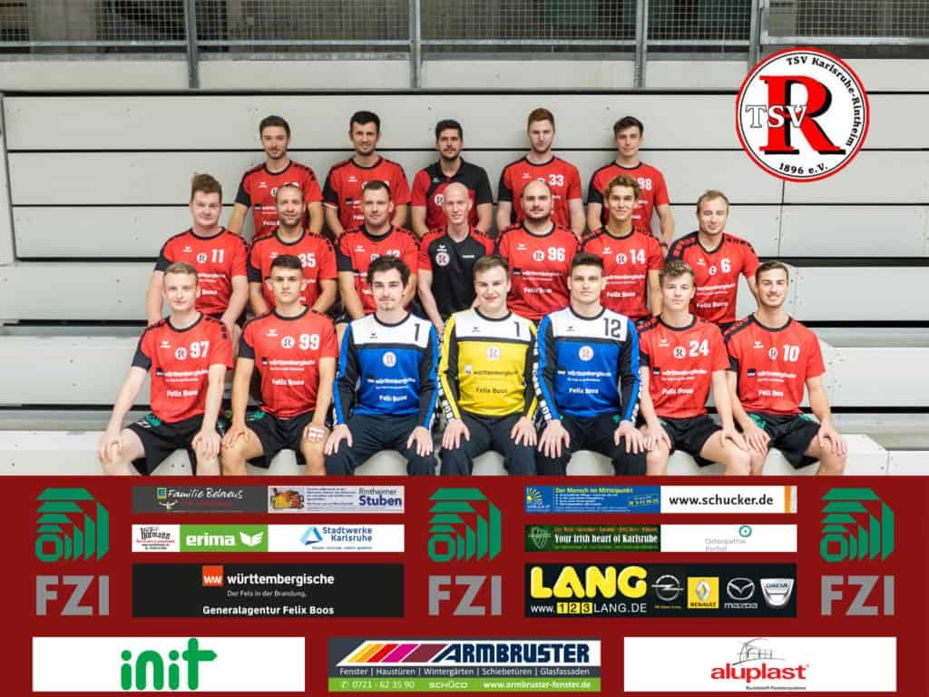 Herren 2 - Saison 2019 / 2020