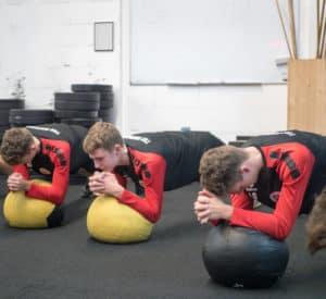 Athletiktraining Nachwuchs