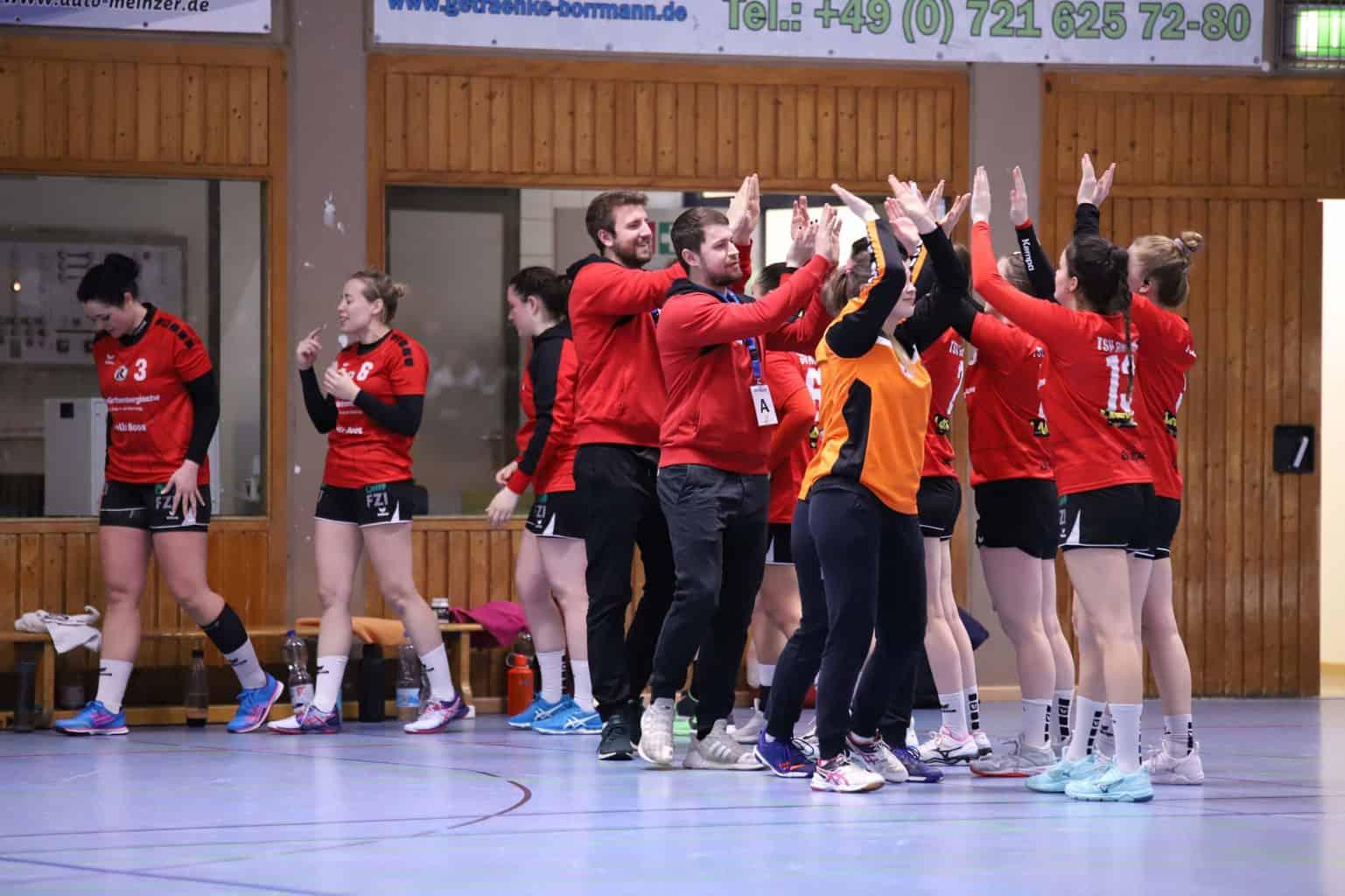 Tsv Rintheim Handball